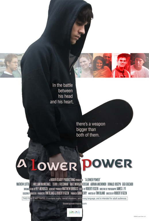 Poster for 'A Lower Power'