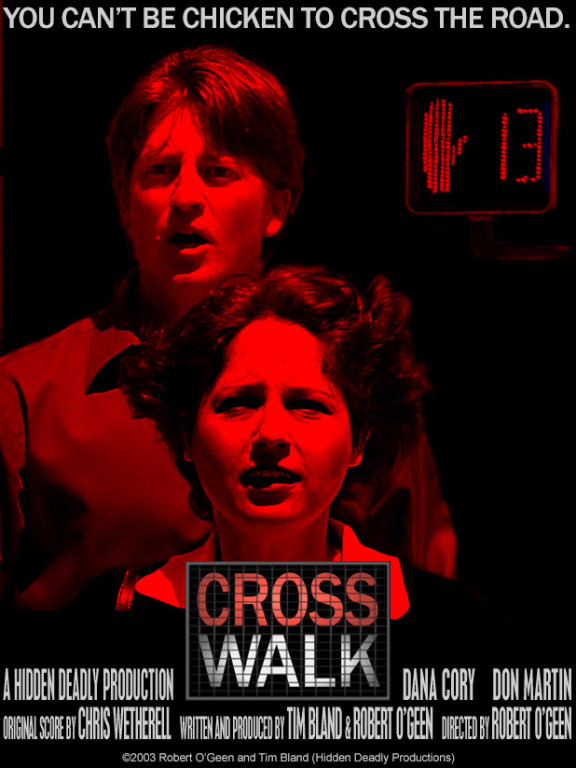 Poster for 'CrossWalk'