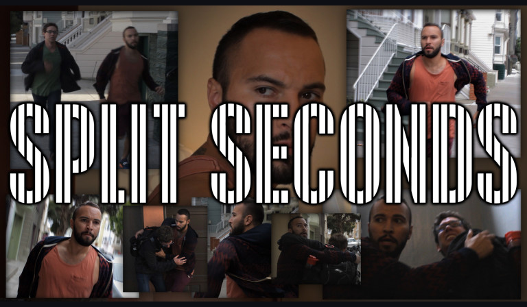 Poster for 'Split Seconds'